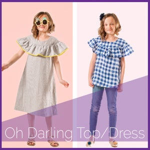 Image of Oh Darling Top&Dress