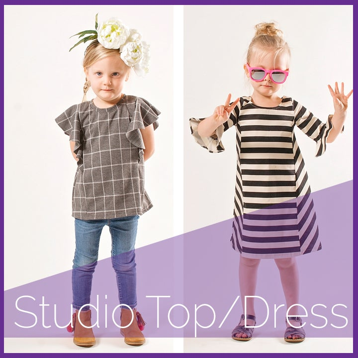 Image of Studio Top&Dress Pattern