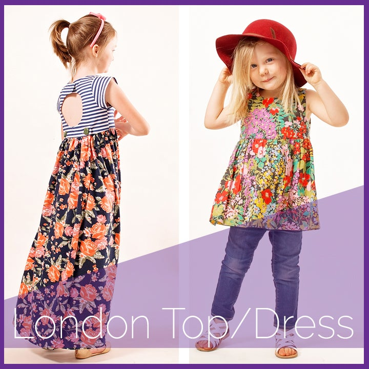 Image of London Dress&Top