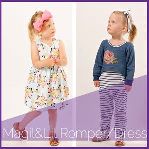 Image of Magil&Lil Romper and Dress