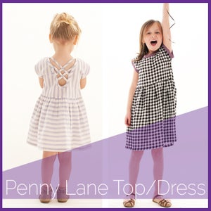 Image of Penny Lane Top and Dress