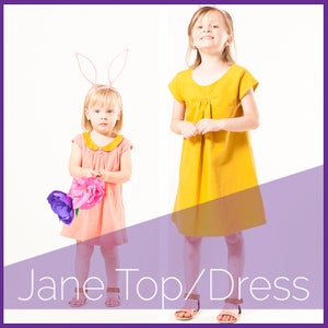 Image of Jane Top & Dress