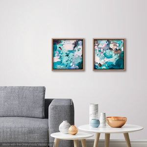 Image of Arcticus - 60x30 - FRAMED