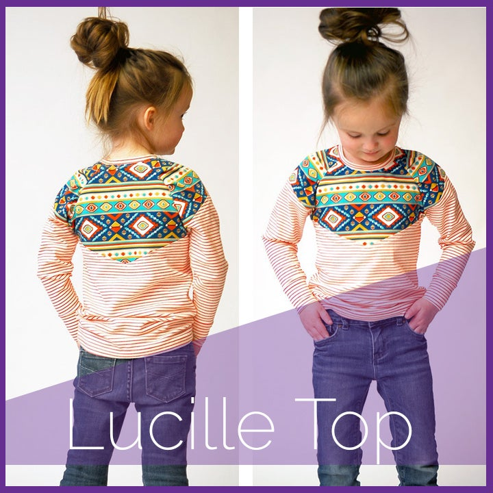 Image of The Lucille Top