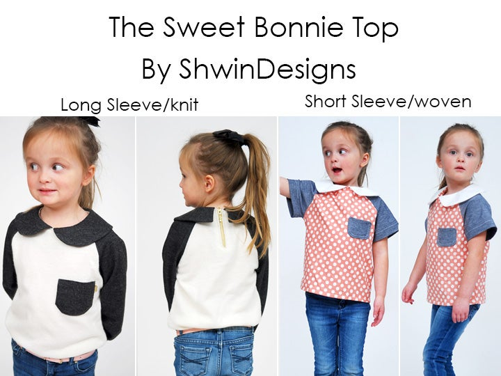 Image of Sweet Bonnie Top