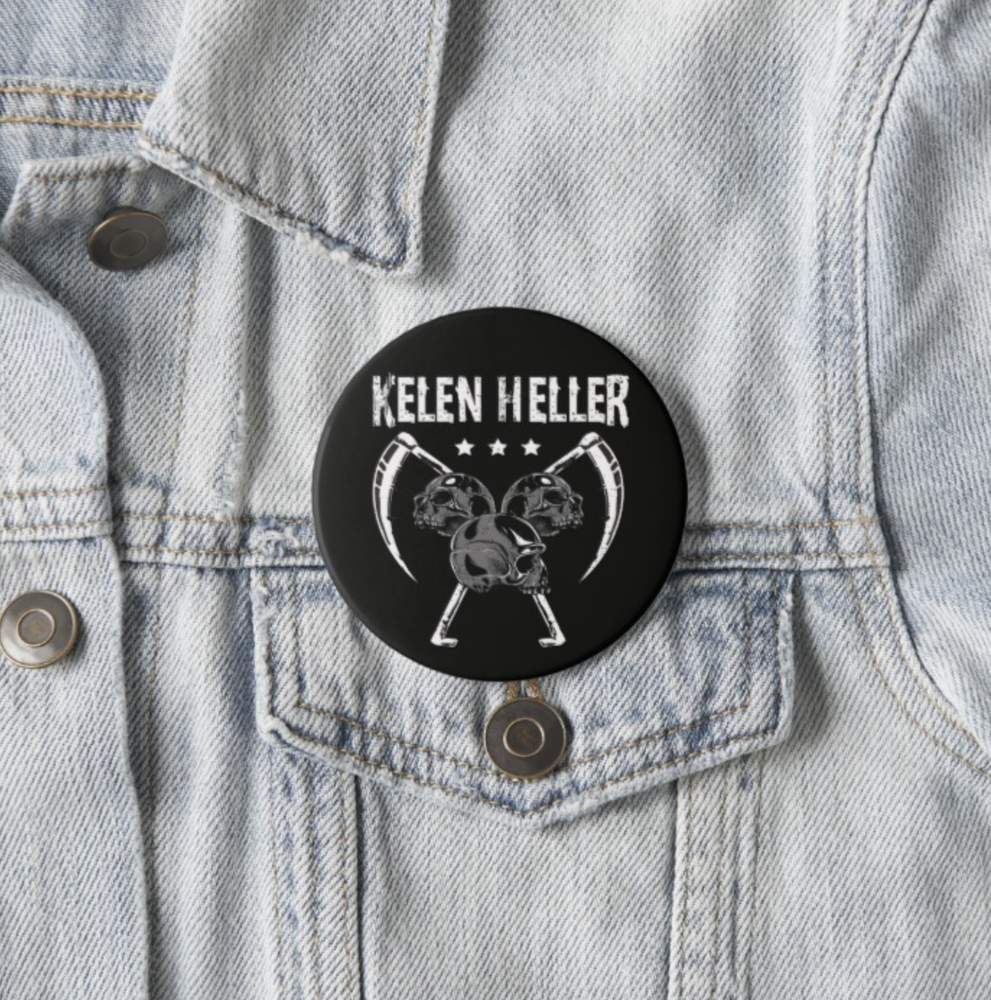 Image of ***NEW*** Sickle Buttons!!
