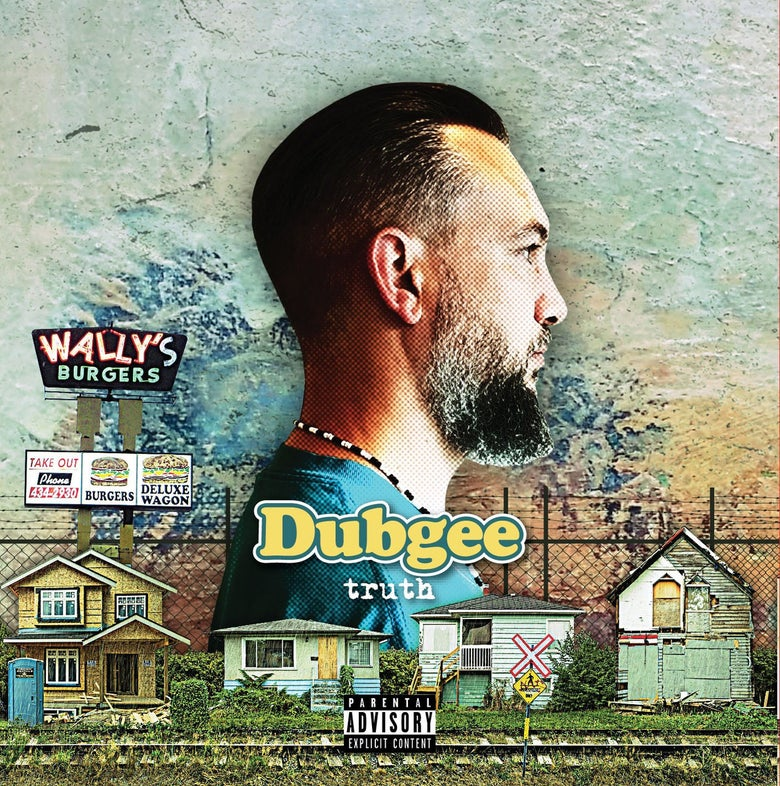 Image of DUBGEE - TRUTH CD (JEWEL CASE)