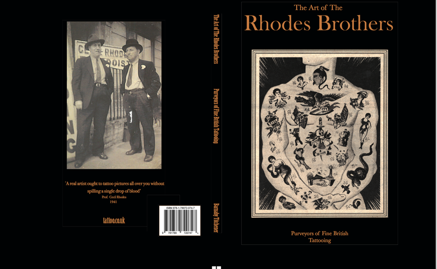 Image of The Art of The Rhodes Brothers