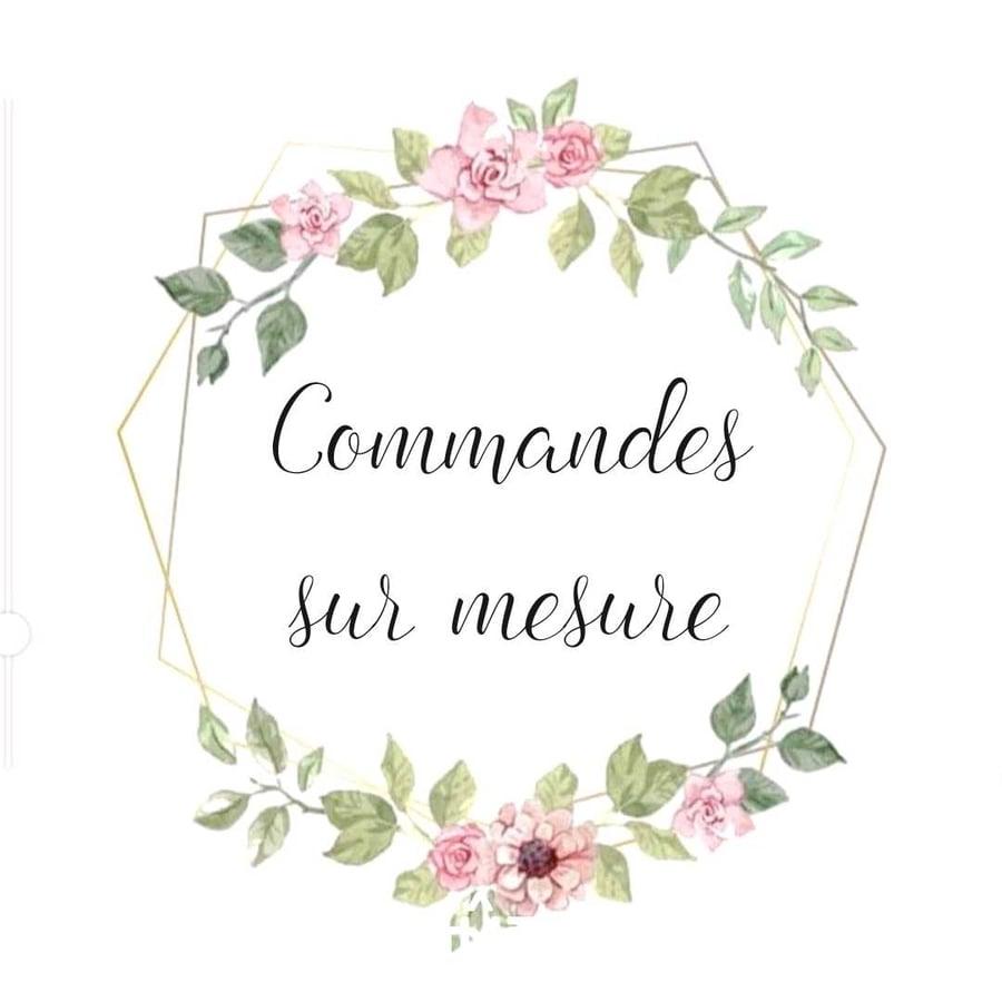 Image of Commandes sur mesure & liste de naissance