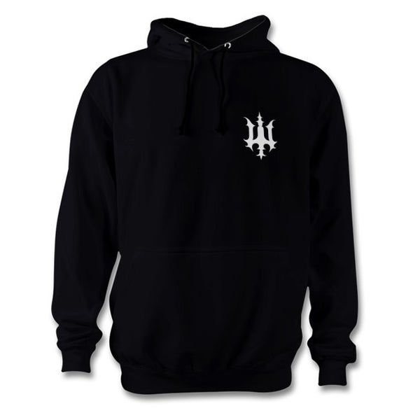Image of Bookey Records Hoodie - Black (PREORDER)