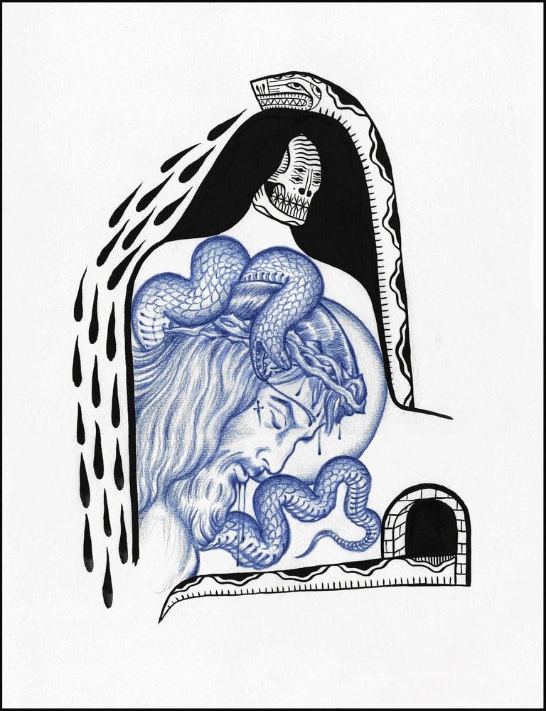 Image of Jaya & Ramon Maiden 3 prints collaboration