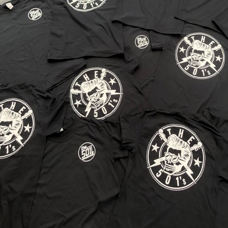 Image of The 501's Logo T-Shirt