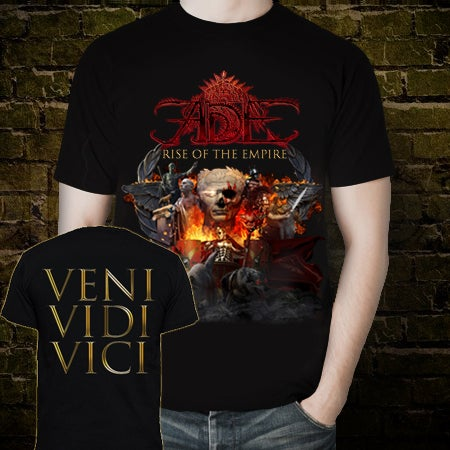 Image of RISE OF THE EMPIRE T-SHIRT