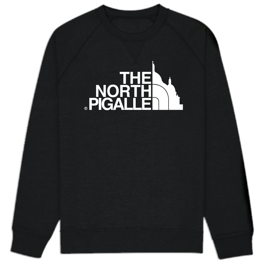 Image of The North Pigalle Sweat W/B