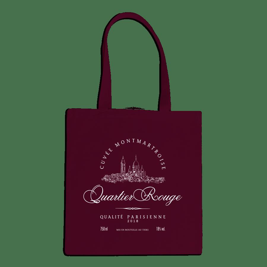 Image of Cuvée Montmartroise Bag W/Bur