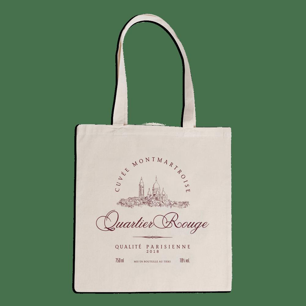 Image of Cuvée Montmartroise Bag Bur/N