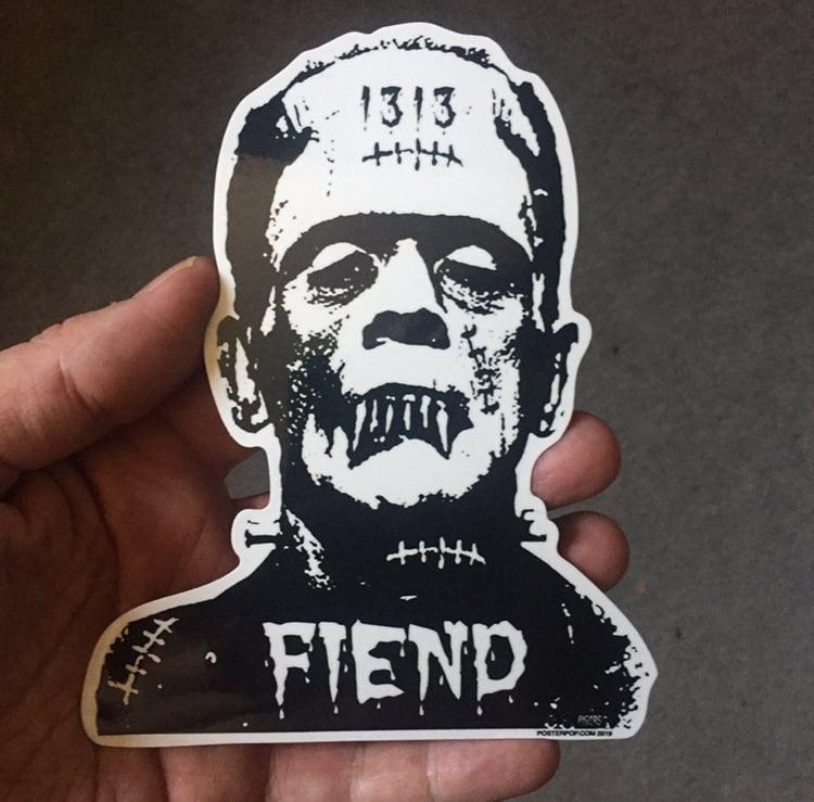 Image of FIEND Sticker