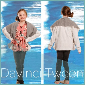 Image of DaVinci Cardigan (tween)