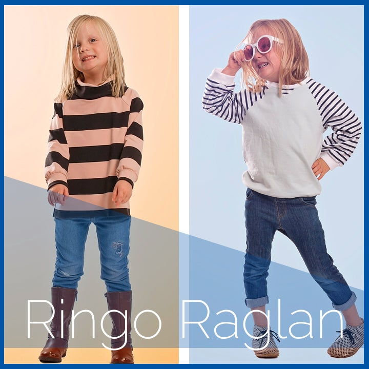 Image of Ringo Raglan (child)