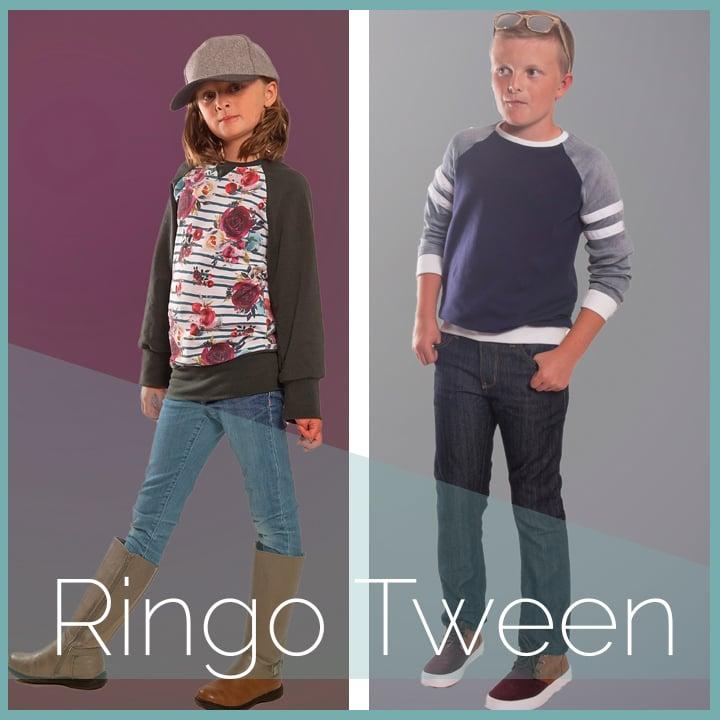 Image of Ringo Raglan (tween)