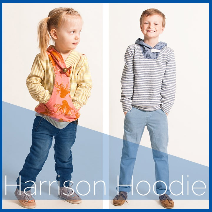 Image of Harrison Hoodie