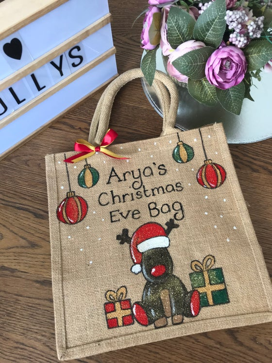 Image of Christmas Eve Bag