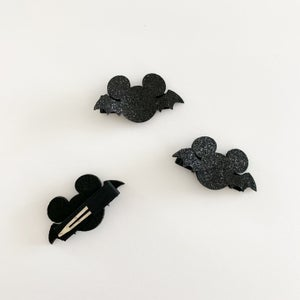 Image of Mickey Bat Hair Clip