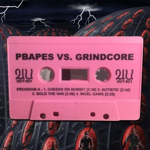 Image of PBAPES VS. GRINDCORE PRO TAPE