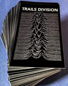 Image of SuperBmx Trails Division Sticker Pack
