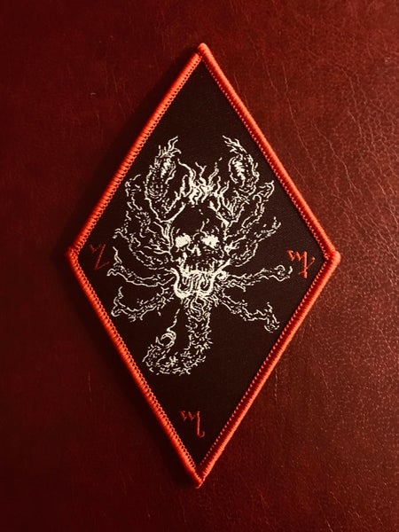 Image of LVCIFYRE - official woven patch