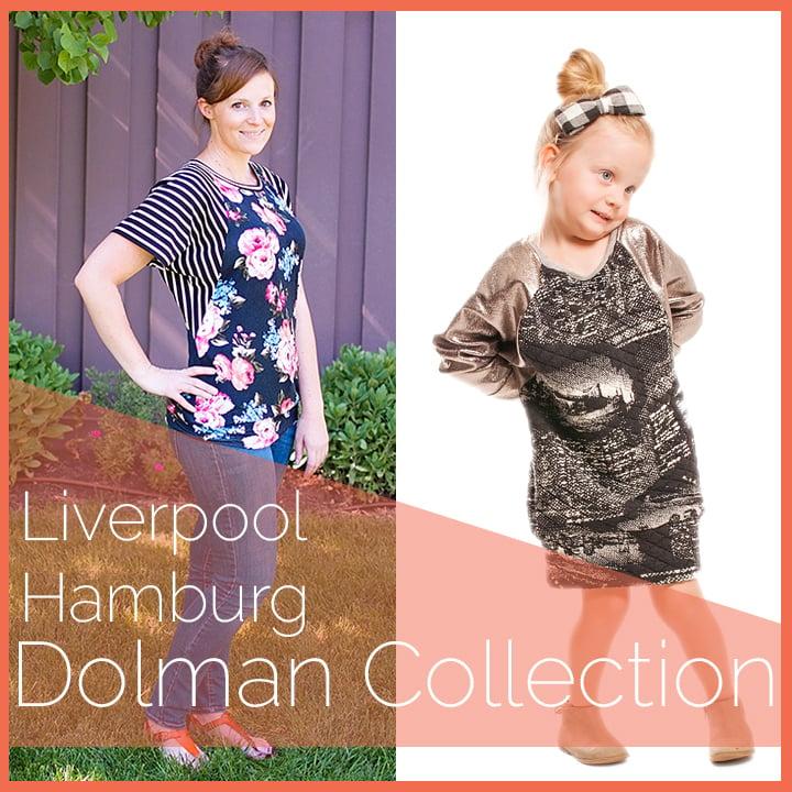 Image of Hamburg&Liverpool Dolmans
