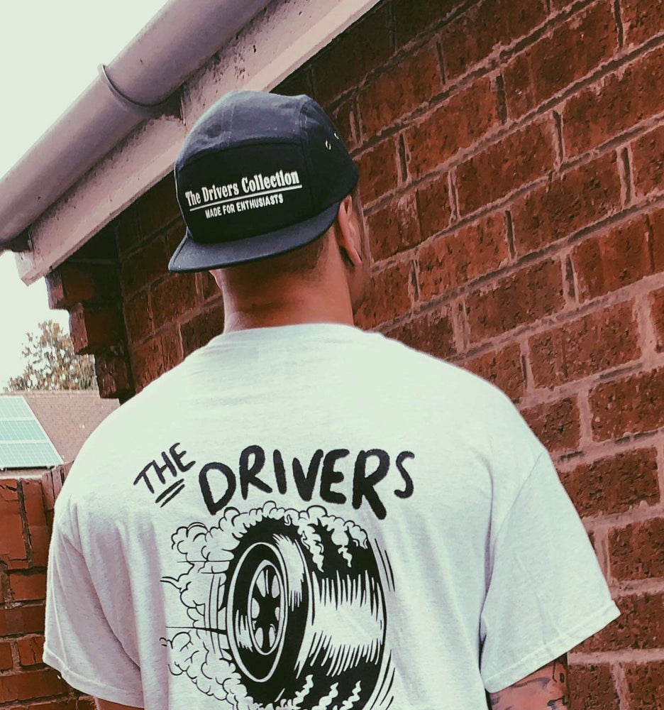 Image of The Drivers Collection 5 panel hat 🤟🏻