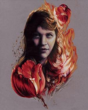 "Image of ""Sylvia Plath"" Giclee Print"