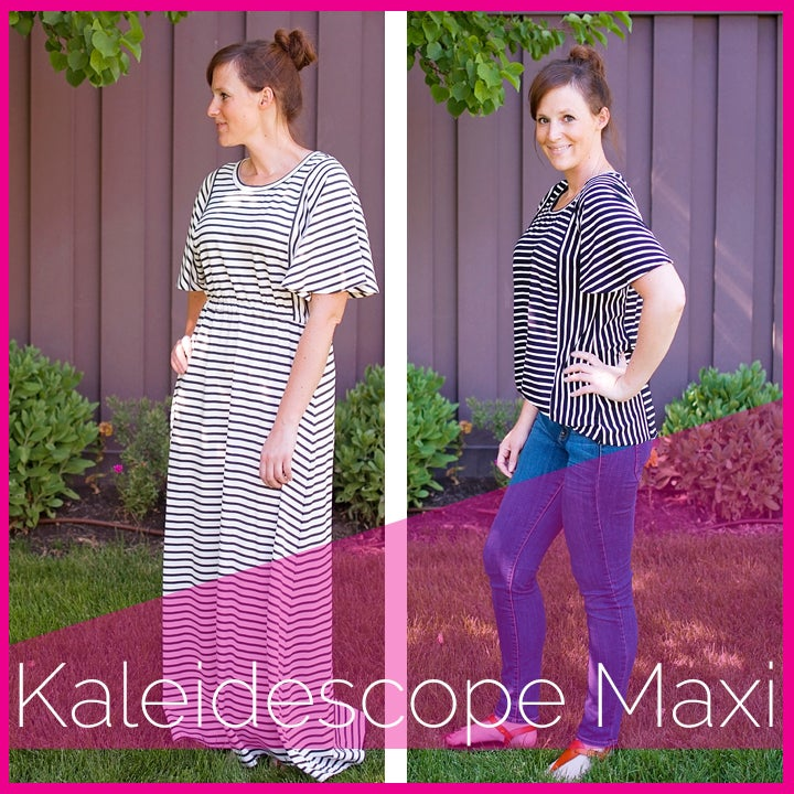 Image of Kaleidoscope Maxi&Top