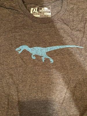 Image of Hash Raptor Shirt