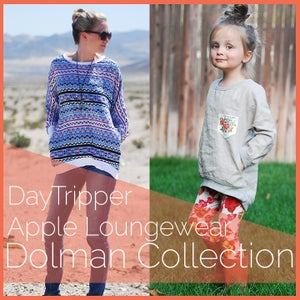 Image of Day Tripper & Apple Loungewear Set