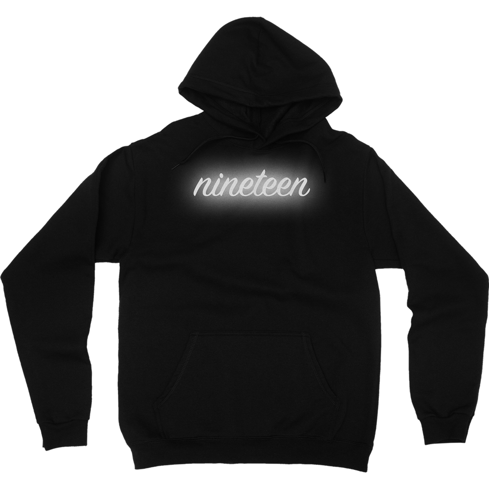 Image of Classic Reflective Hoodie (Black)
