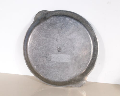 Image of Pewter Shell Serving Tray