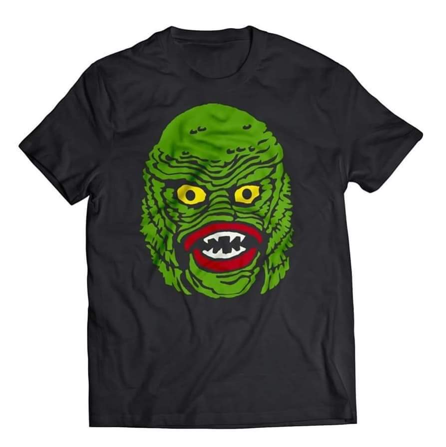 Image of The Creature t-shirt