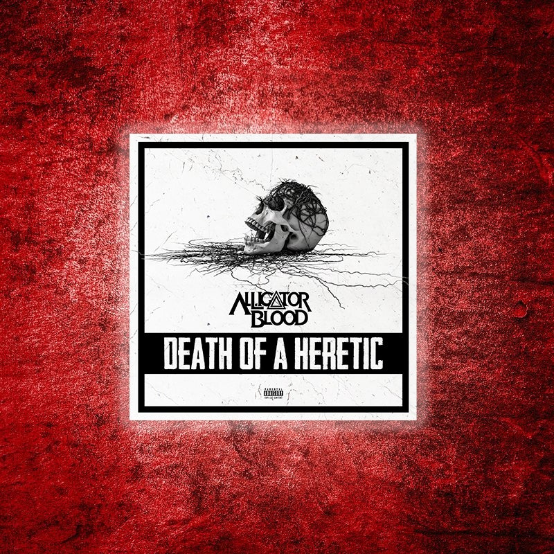 Image of Death of a Heretic Single (CD)