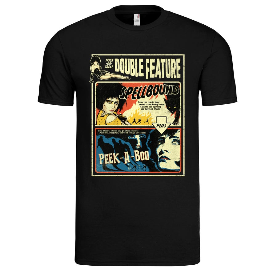 Image of Spellbound Double Feature T-Shirt