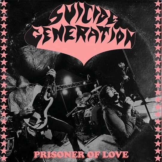 """Image of Suicide Generation """"Prisoner Of Love"""" single PRE ORDER"""