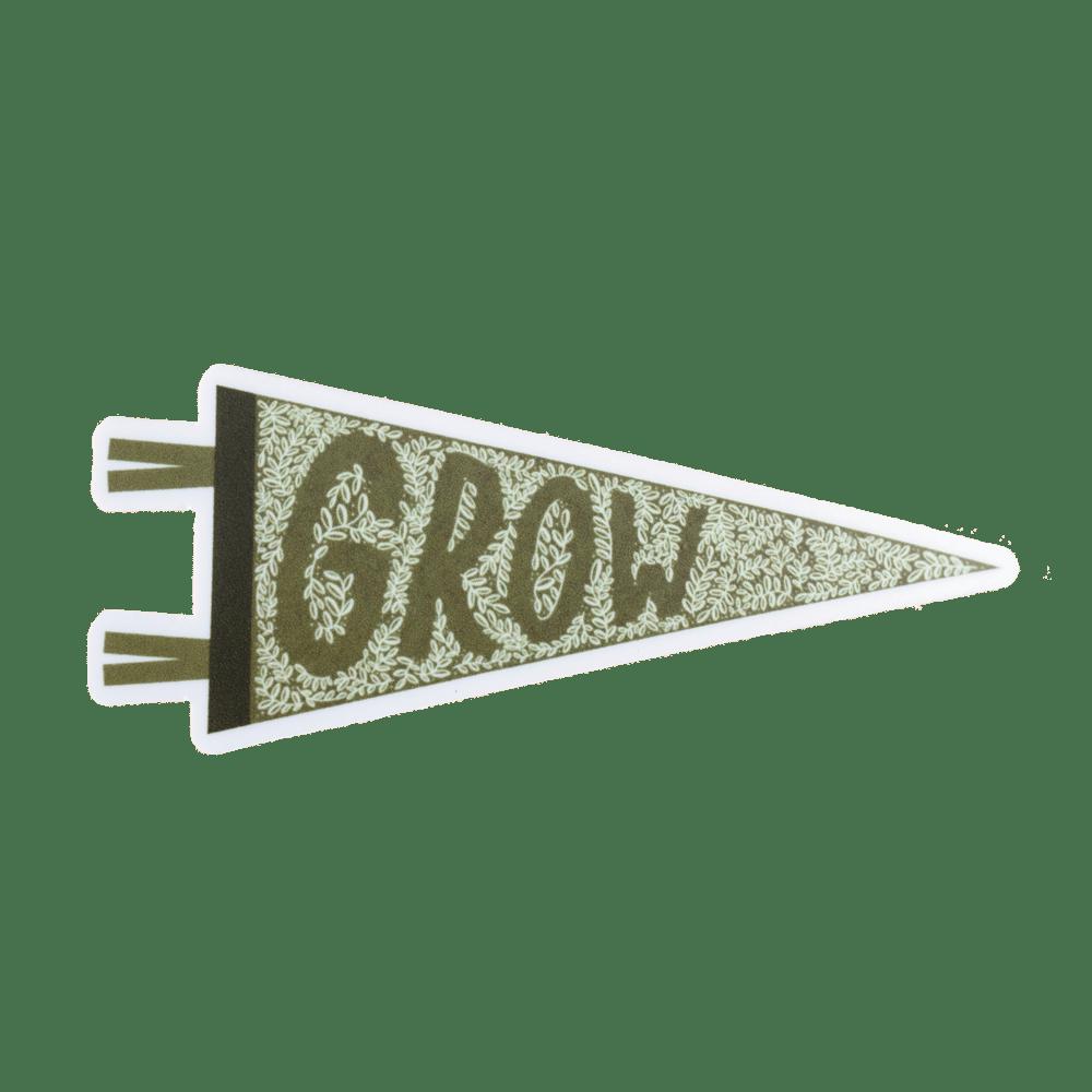 Image of Grow Sticker