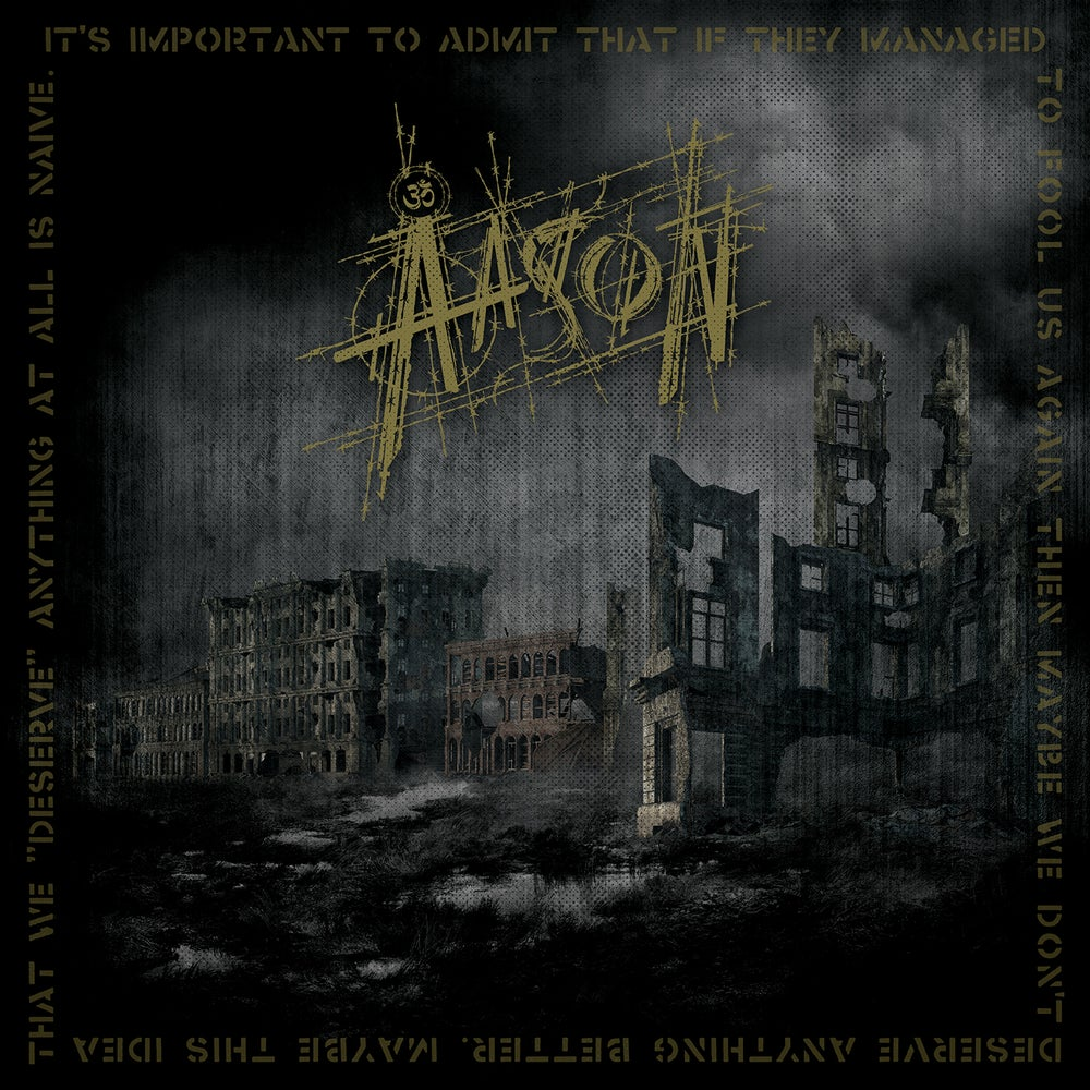 "Image of LADV123 - AASON ""st"" LP"