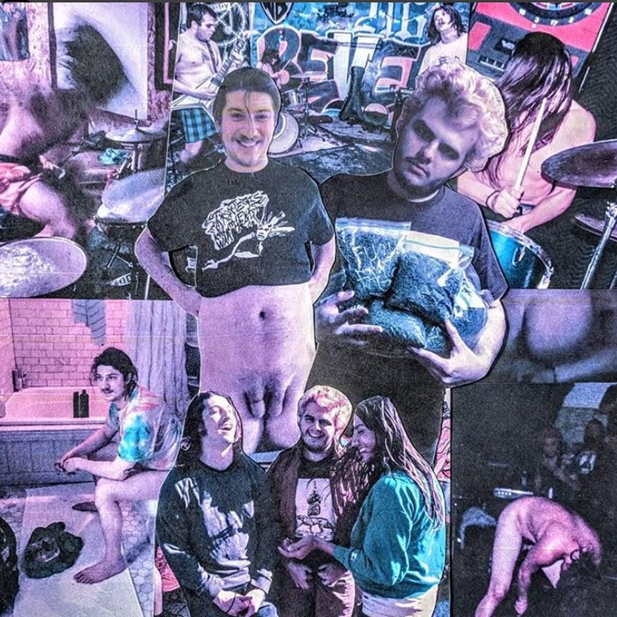 Image of MDFL - Brunswick Vape Grind Discography pro CD