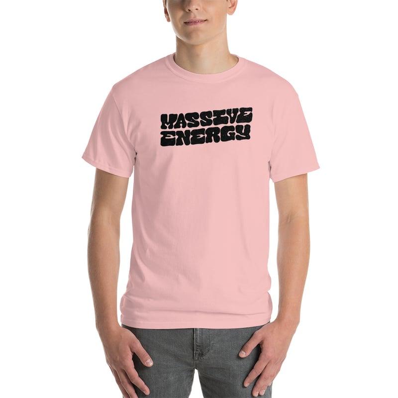 Image of Massive Energy Short Sleeve (Pink)