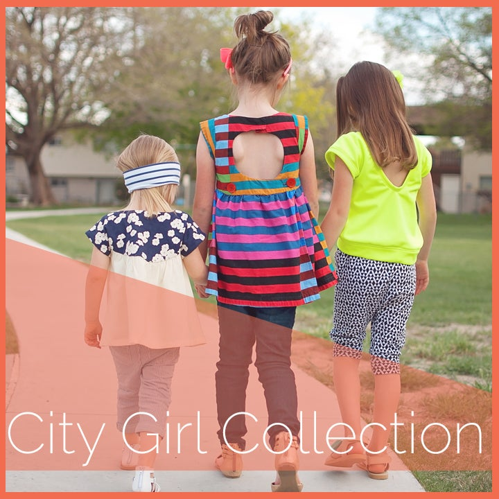 Image of The City Girl Collection