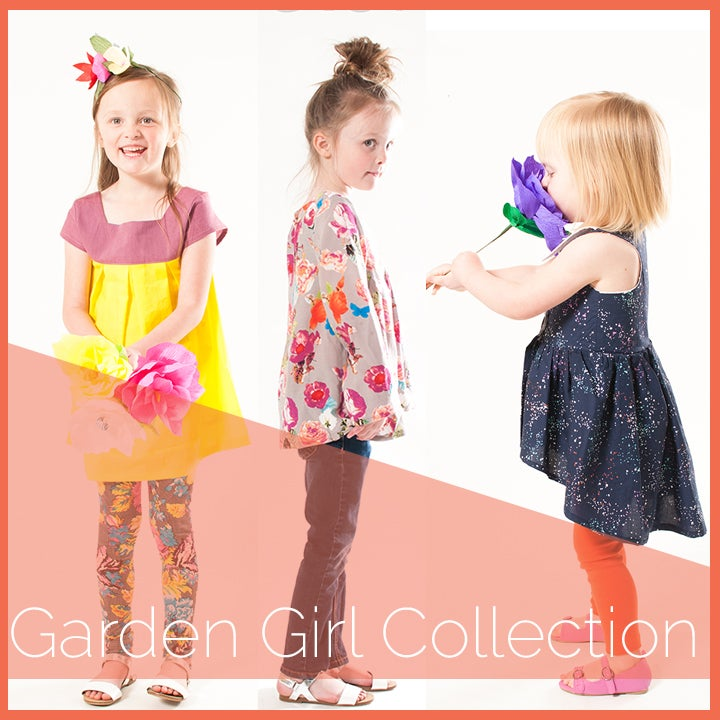 Image of Garden Girl Collection