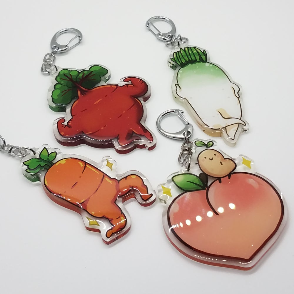 Image of Bootiful Veggie Charms