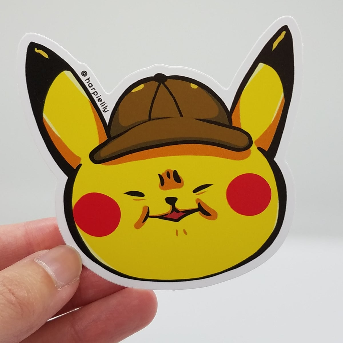 Image of PKMN Vinyl stickers
